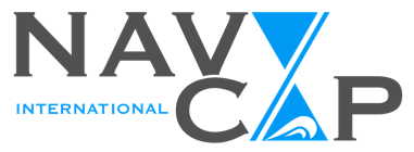 NAVYCAP INTERNATIONAL logo